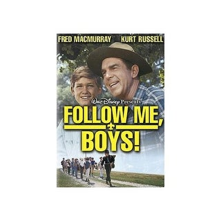 FOLLOW ME BOYS (DVD)