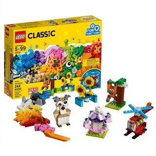 LEGO(R) Classic Bricks and Gears (10712)