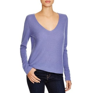 Joie Womens Pullover Sweater Cashmere Long Sleeves