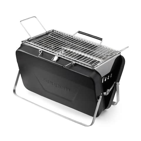 Small Stainless Steel Portable Outdoor Barbecue Grill