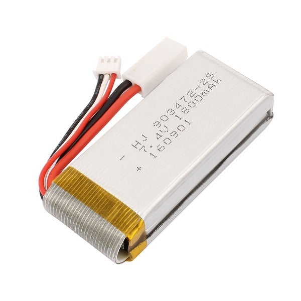 DC 7.4V 1800mAh Rechargable Lithium Li-ion Battery for RC Aircraft