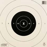 Champion Shooting Targets 25 yd. Timed & Rapid Fire (12 pack)