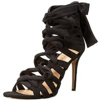 Daya by Zendaya Womens Sabina Open Toe Casual Strappy Sandals