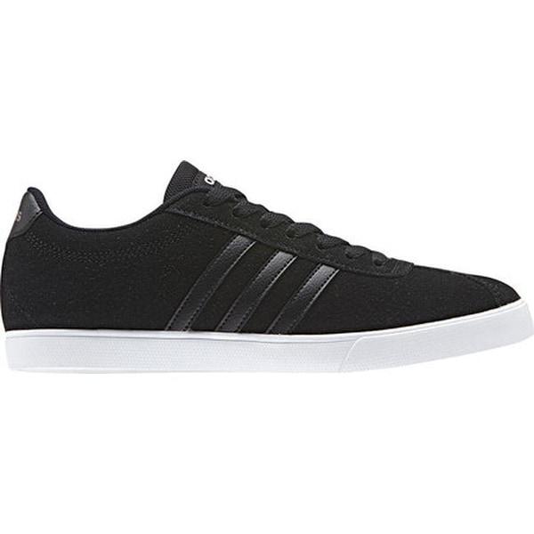 adidas Women  x27 s NEO Courtset Sneaker Core Black Core Black Copper e2486bddb