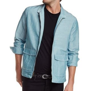 Zachary Prell NEW Blue Mens Size XL Pocketed Full-Zip Cassis Jacket|https://ak1.ostkcdn.com/images/products/is/images/direct/1f6abed18cde773b71407e324aa79e95497dd91f/Zachary-Prell-NEW-Blue-Mens-Size-XL-Pocketed-Full-Zip-Cassis-Jacket.jpg?impolicy=medium