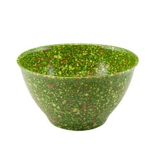 Rachael Ray 55859 Garbage Bowl with Rubber Foot - Green
