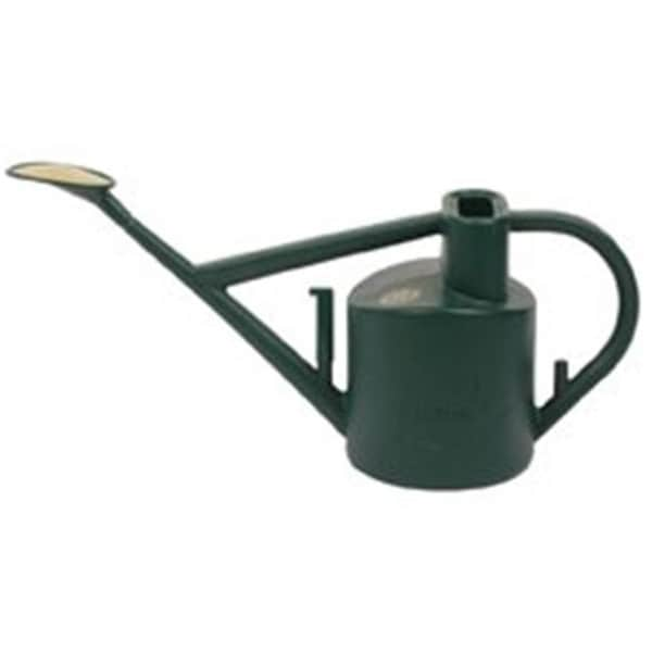 Haws V120 Practican Outdoor Plastic Watering Can - Green - 1.6 US Gallons