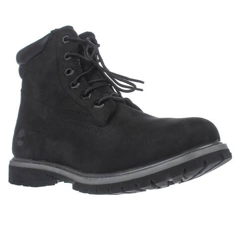 Timberland Waterville Waterproof Ankle Boots, Black
