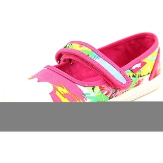 Rocket Dog Britney Youth Round Toe Canvas Pink Mary Janes