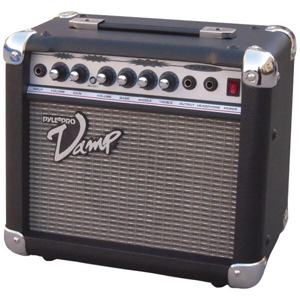 "PYLE PRO PVAMP30 Vamp Series Amp (6"" Speaker; 30 Watt)"
