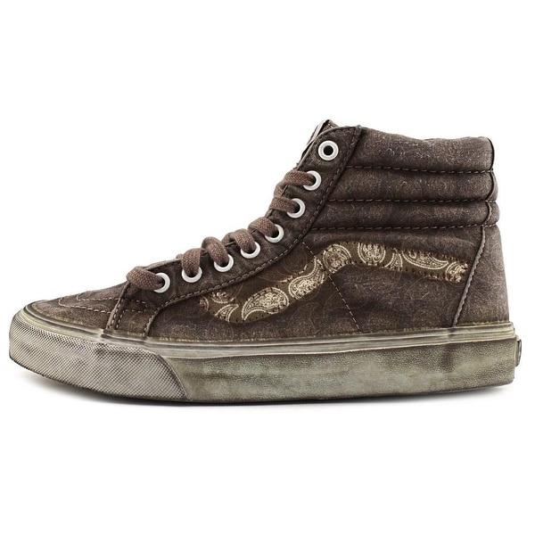 Vans Sk8-Hi Reissue Round Toe Synthetic Sneakers