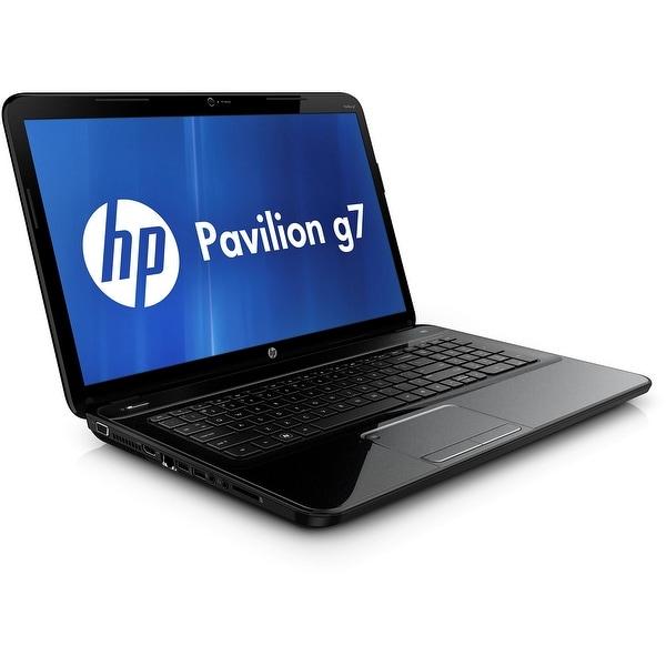 "Refurbished - HP Pavilion g7-2240us 17.3"" Laptop Intel i3-2370M 2.4GHz 6GB 750GB Windows 10"