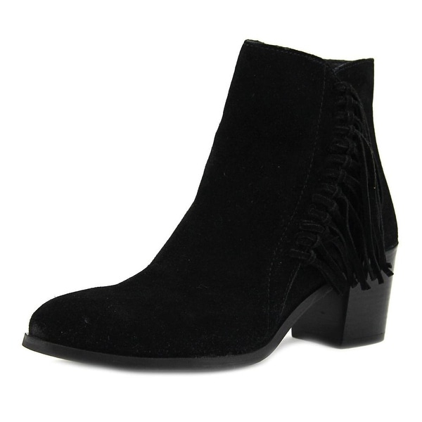 Kenneth Cole Reaction Rotini Free Round Toe Suede Ankle Boot