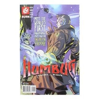 Humbug #1 Ebenezer Scrooge Comic Book - multi