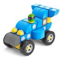 Velcro Brand Blocks Race Car