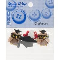 Dress It Up Embellishments-Graduation