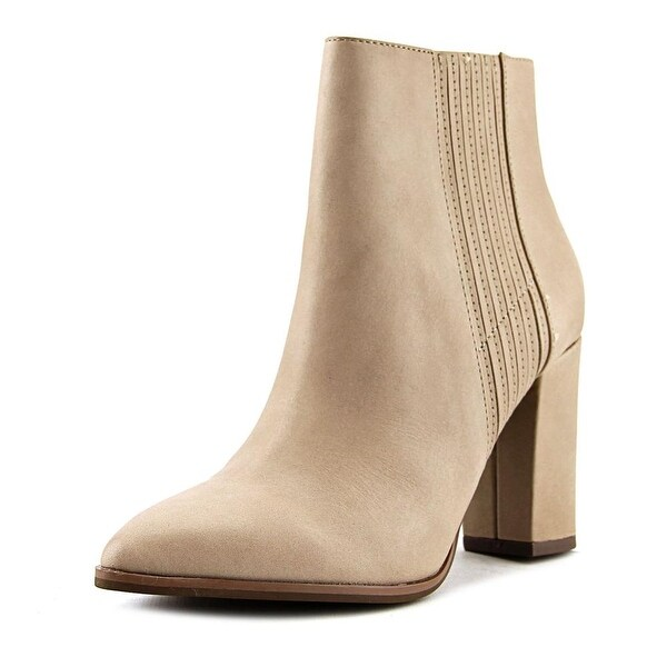 Seychelles Accordion Women Pointed Toe Leather Bootie