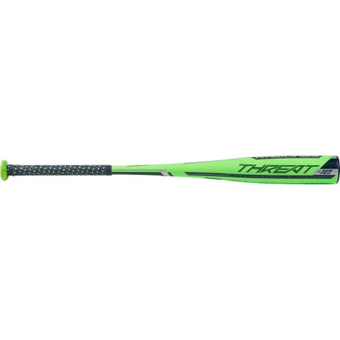 "Rawlings 2018 Threat USA Baseball Bat, 29""/17 oz"