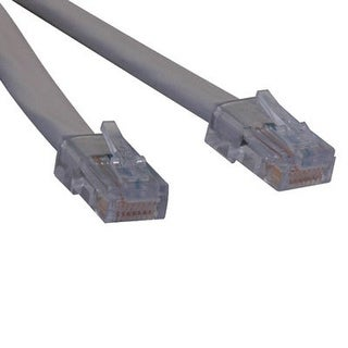 Tripp Lite T1 Shielded Rj48c Cross-Over Cable (Rj45 M/M), 10-Ft. (N266-010)