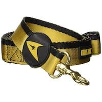 Star Trek Starfleet Gold Uniform 6ft. Dog Leash