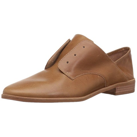 LFL by Lust for Life Womens nimble Leather Almond Toe Oxfords