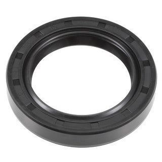 Oil Seal, TC 42mm x 60mm x 10mm, Nitrile Rubber Cover Double Lip - 42mmx60mmx10mm