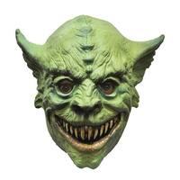 Demon Mini Monster Costume Mask - Green