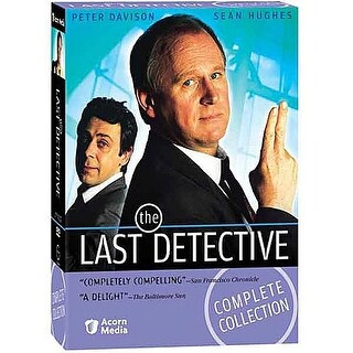 The Last Detective: Complete Collection - Dvd