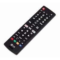 OEM LG Remote Control Originally Shipped With 60UJ6050, 60UJ6050UC, 60UJ6050-UC