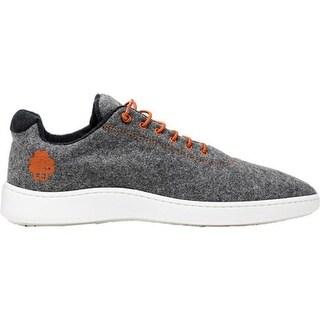 Baabuk Urban Wooler Sneaker Light Grey/Orange