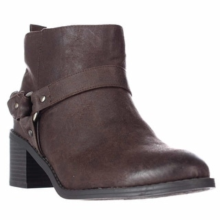 Carlos by Carlos Santana Vancouver Ankle Boots - Brown