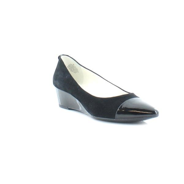 Anne Klein Valicity Women's Heels Black - 6