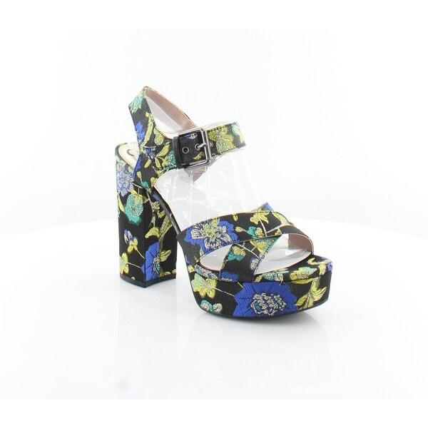 023e291ea Shop Circus by Sam Edelman Maria Women s Heels Metallic Floral ...