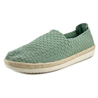 Easy Spirit Oakes Round Toe Canvas Espadrille
