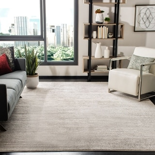 Link to Safavieh Adirondack Vera Modern Ombre Distressed Rug Similar Items in Transitional Rugs