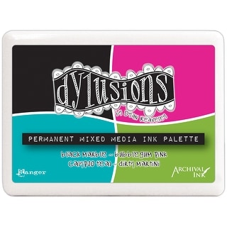 Dylusions Mixed Media Palette-