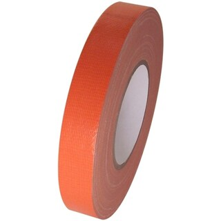 """Duct Tape 1"""" x 60 yard Roll (18 Colors to Choose From) (Option: Orange)"""