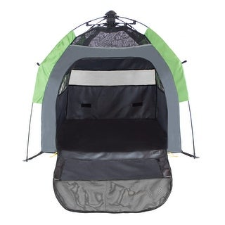 FrontPet Portable Outdoor Pet Tent With Easy Setup Technology & Carry Bag (Large)