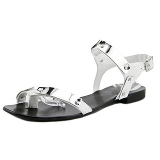 Vince Camuto Josyln Open Toe Leather Thong Sandal