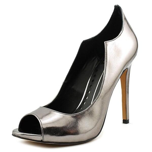 Dolce Vita Isabel Women Peep-Toe Synthetic Heels