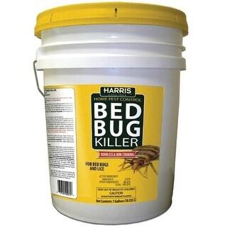 Harris BLKBB5GAL Bed Bug Killer, 5 Gallon