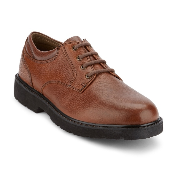 Dockers Mens Shelter Leather Rugged Casual Oxford Shoe