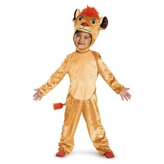 Disguise Kion Classic Toddler The Lion Guard Disney Costume