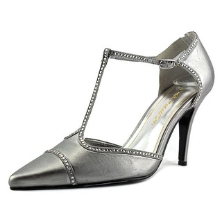 Caparros Wisdom Pointed Toe Leather Heels