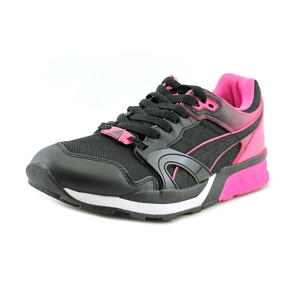 Puma Xt-1 Blur 1 Women Round Toe Synthetic Black Tennis Shoe