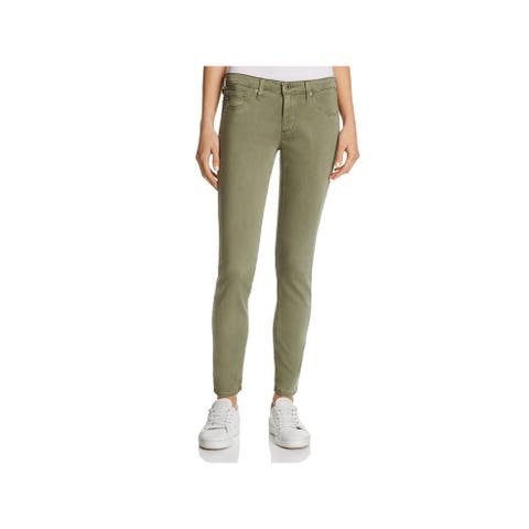 Adriano Goldschmied Womens Jeggings Super Skinny Ankle