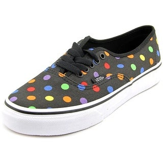 Vans Authentic Slim Round Toe Canvas Sneakers