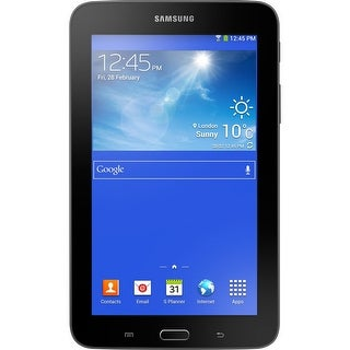 Samsung Galaxy Tab 3 Lite SM-T110NYKAXAR Tablet PC - 1.2 GHz (Refurbished)
