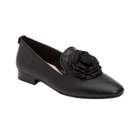 Taryn Rose Brayden Leather Flat