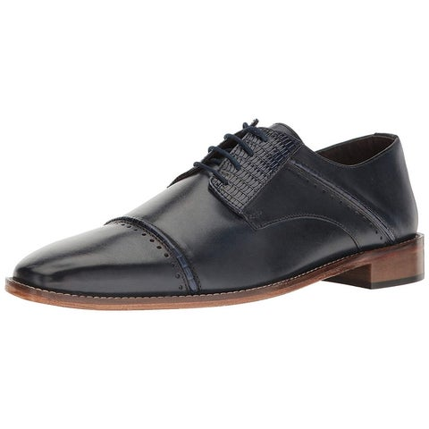 Stacy Adams Mens ryland Lace Up Dress Oxfords